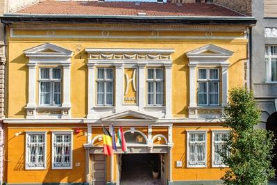 Anna hotel Boedapest Hongarije