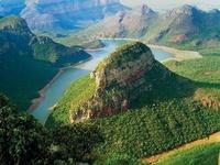 Zuid-Afrika - Blyde rivier Canyon