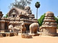 Mahabalipuram Zuid-India