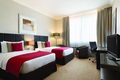 Kamer Ramada hotel Abu Dhabi