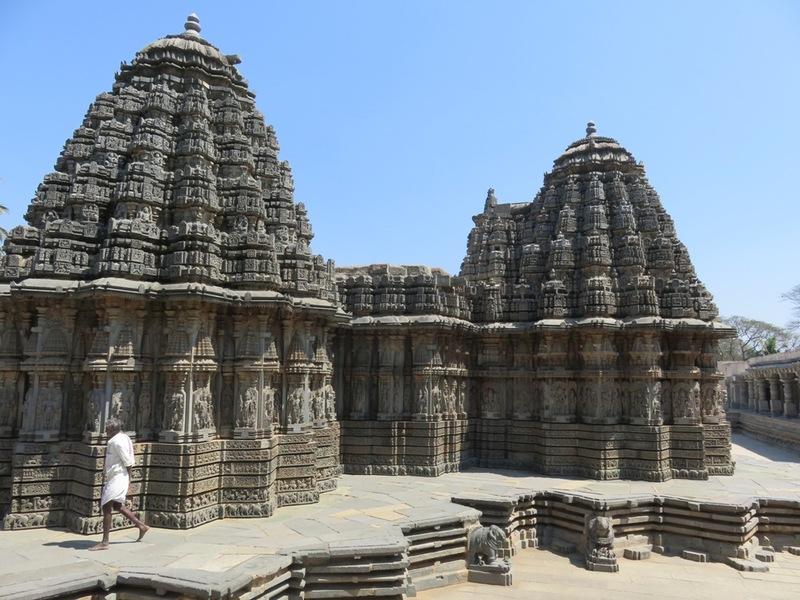 Keshavatempel Somnathpur