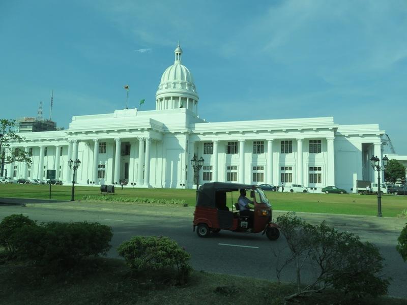 Memorial Hall Colombo