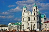 Grodno kerk Wit-Rusland