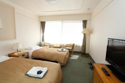 Hotel Kagetsuen kamer Hakone Japan