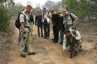 Rangercursus Zuid-Afrika groep