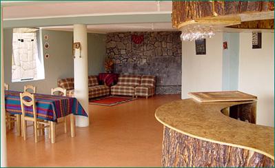 Peru hotel overnachting accommodatie Djoser
