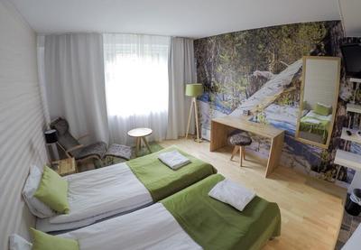 Hotel Ivalo kamer