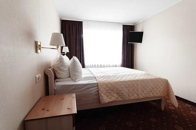 Hotel Khibiny kamer Kirovsk