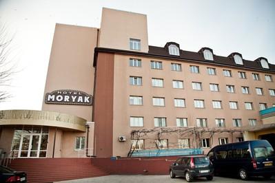 Hotel Moryak Moermansk