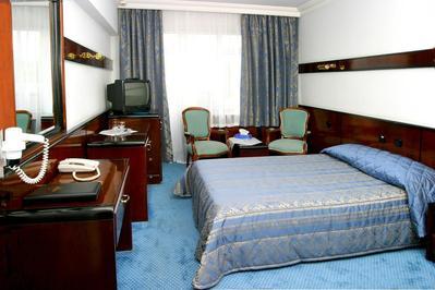 Hotel Otrar Almaty kamer Kazachstan