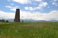 Burana toren Kazachstan