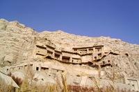 Simsim Kizil grotten China