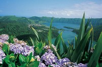 Lagao das Furnas Azoren