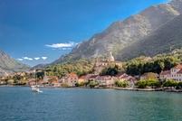 Baai Kotor Montenegro