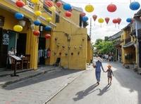 Lampionnen Hoi An Vietnam