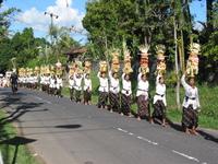 Lovina mensen Indonesie