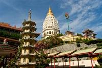 Kek Lok Si tempel Penang Maleisië