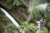 Diablo waterval Ecuador
