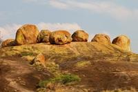 Rhodes Matopos nationaal park
