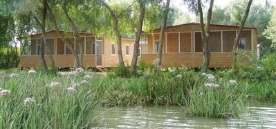 Pelikan Cottages Vilkovo Roemenie Centraal Europa