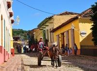 Straat Trinidad Cuba