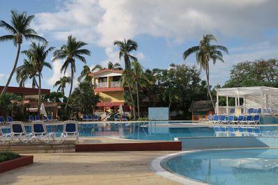 Zwembad Villa Tortuga Varadero Cuba