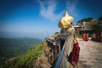 Gouden Rots Myanmar