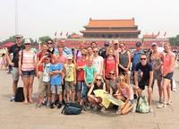 Family groep China