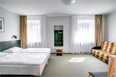 Hotel Jurate kamer Nida Litouwen