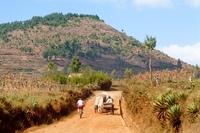 Landschap Madagascar