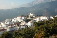 Canillas de Albaida Andalusie Spanje