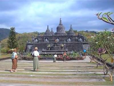 Fietsreis Indonesië