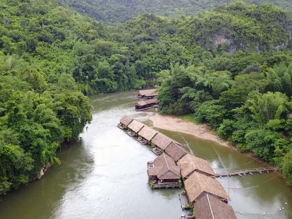 River Kwai Junge Rafts