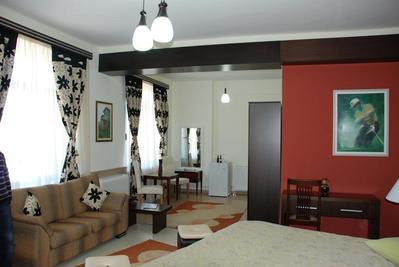 Hotel Cajupi kamer Gjirokaster Albanie