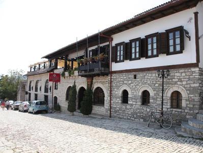 Hotel Mangalemi Berat Albanie