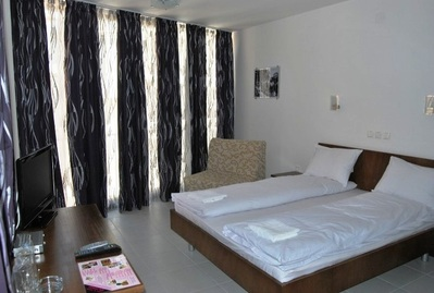Hotel Tino kamer Ohrid Albanie