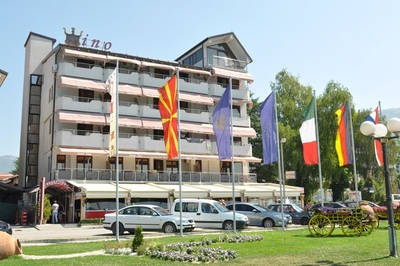 Hotel Tino Ohrid Albanie