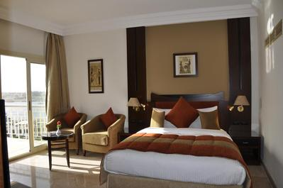 Eatabe Luxor Hotel kamer Egypte