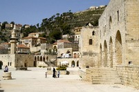 Deir El-Qamar Libanon