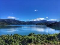 Marlborough sounds Nieuw-Zeeland