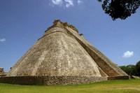 Uxman tempel Mexico