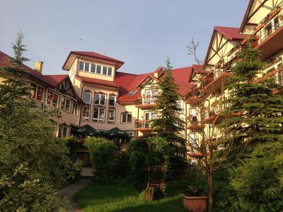 Hotel Bialowieza in Poland