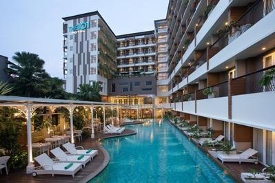 The 101 Yogyakarta zwembad hotel