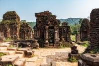 My Son tempel Vietnam