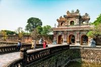 Hue tempel Vietnam