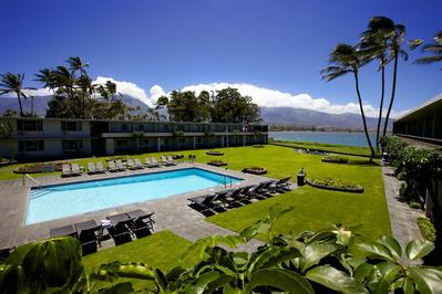 Maui Seaside Hotel zwembad Hawaii Amerika