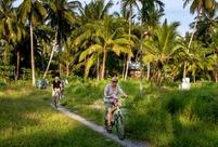 Excursie fietsen Vietnam
