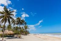 Santa Marta strand Colombia