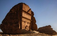 Al Ula- Mada'in Saleh Saoedi-Arabie