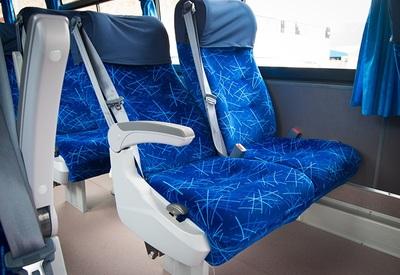 Bus stoelen Zuid-Afrika